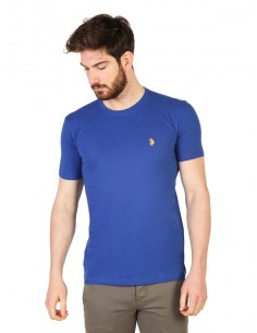 Camiseta US Polo Assn - royal