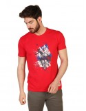 Camiseta US Polo Assn - roja