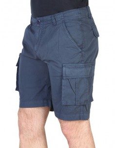 Bermudas cargo US POLO ASSN - Navy