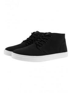 Bota chuka Urban Classics - black white