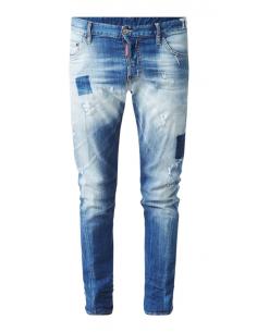 Dsquared jeans sexy twist - blue