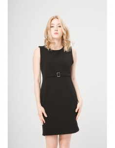 Vestido Fontana 2.0 Tullia negro