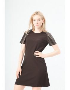 Vestido Fontana 2.0 Ionne negro