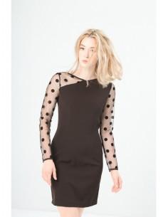 Vestido Fontana 2.0 Desiderata negro