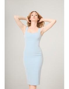 Vestido Fontana 2.0 Marita azul