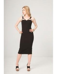 Vestido Fontana 2.0 Vilma negro