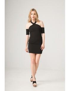 Vestido Fontana 2.0 Zelinda negro