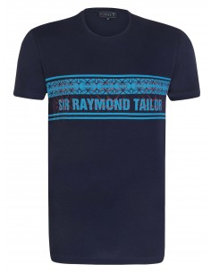 Camiseta Sir Raymond Tailor - navy