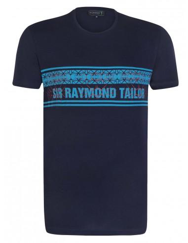 Camiseta Sir Raymond Tailor - navy