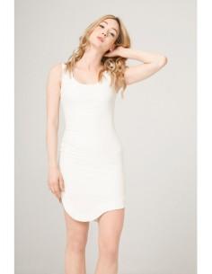 Vestido Fontana 2.0 Zarina blanco