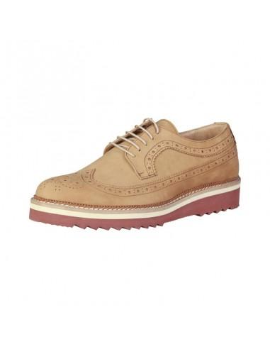 895459fbfe0 Zapatos Pierre Cardin 6012 marron