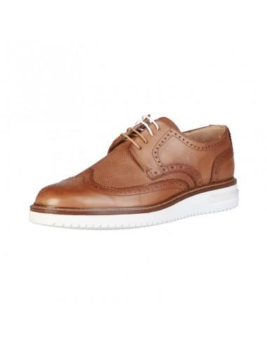 ce40ca7e345 Zapatos Pierre Cardin 6006 marron