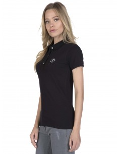 Polo Sir Raymond Tailor woman - black