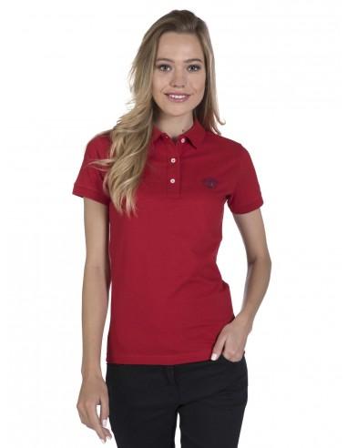 Polo Sir Raymond Tailor woman - red