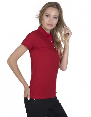 Polo Sir Raymond Tailor woman - red