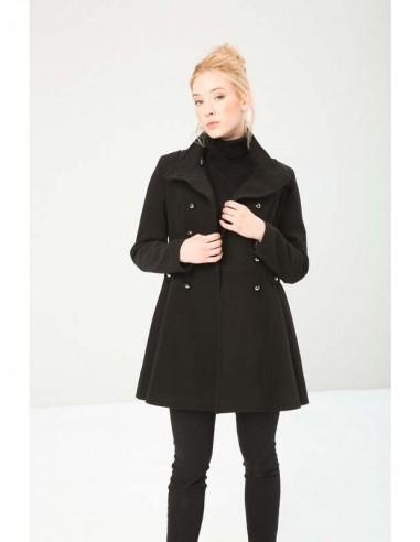 Fontana 2.0 abrigo 11668 - negro