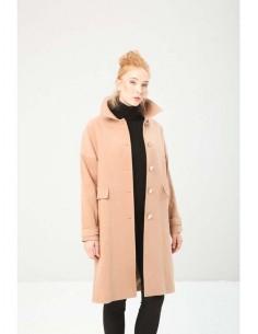 Fontana 2.0 abrigo largo - camel
