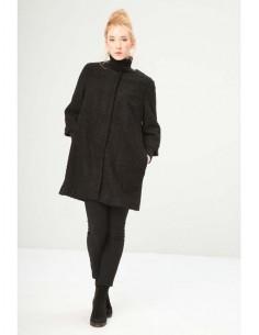 Fontana 2.0 abrigo KABAN - negro