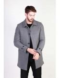 Abrigo para hombre Made In Italy ADOLFO - gris