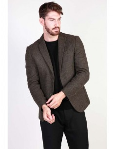 Blazer para hombre Made In Italy VIRGILIO - oliva