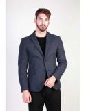 Blazer para hombre Made In Italy VIRGILIO - azul