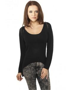 Urban Classics - Sweater de hilo - negro