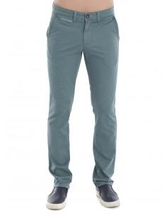 Sir Raymond Tailor pantalón 1037 con microestampado - Menta