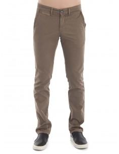 Sir Raymond Tailor pantalón 1037 con microestampado - Camel