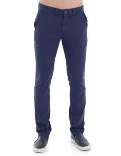 Sir Raymond Tailor pantalón 1037 con microestampado  - Navy