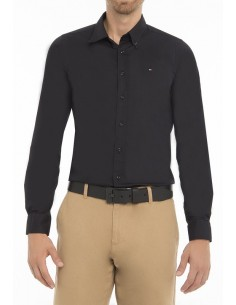 Camisa Tommy Hilfiger Exclusive black