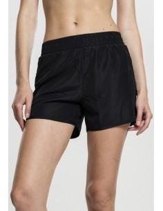 Urban Classics - Shorts deportivos - negro