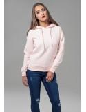 Urban Classics - Sudadera con capucha - pink