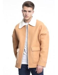 Urban Classics Oversized Sherpa jacket