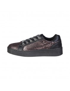 Laura Biagiotti sneackers animal - negro