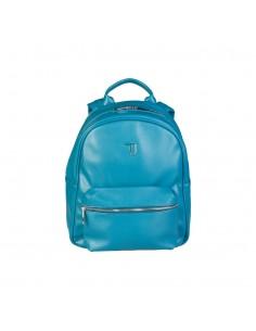 Trussardi bolso mochila mujer - azul