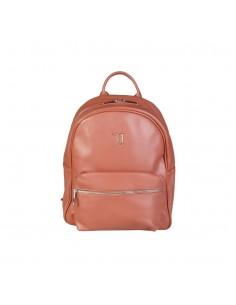 Trussardi bolso mochila mujer - rosa