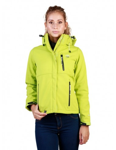 Chaqueta Geographical Norway Tehouda - lemongreen