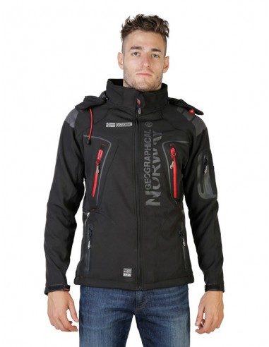 Chaqueta Geographical Norway Tambour - black