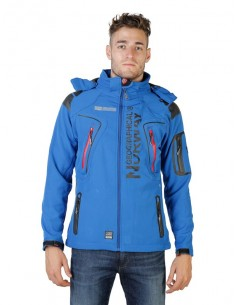 Chaqueta Geographical Norway Tambour - royalblue
