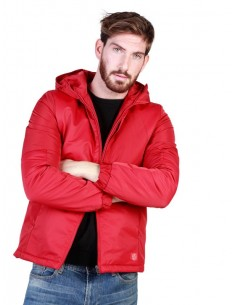 Chaqueta Sparco grenwood - red