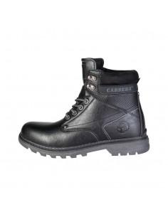 Botas Carrera Jeans Texas - nabuk black