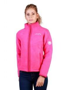 Polar Geographical Norway con forro sherpa - Tapir fuxia