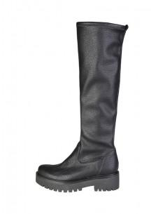 Ana Lublin botas altas Elsie Nero
