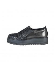 Ana Lublin zapatos Inger nero