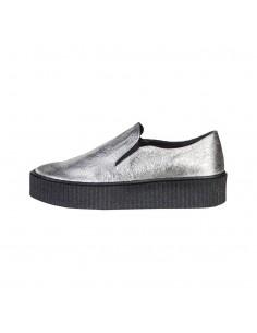 Ana Lublin zapatos sin cordón Joanna - plata