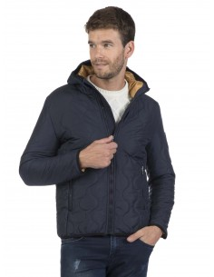 Cazadora Sir Raymond Tailor quilted - navy
