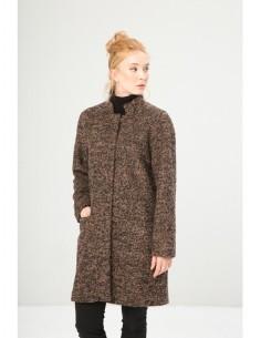 Fontana 2.0 abrigo 11550 - marrón