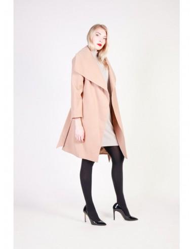 Fontana 2.0 abrigo adorata - beige