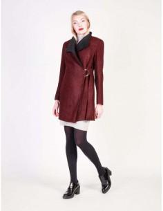 Fontana 2.0 abrigo MARETA - Antracite Rosso nero
