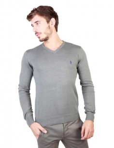 Jersey U.S. Polo Assn con coderas - grey
